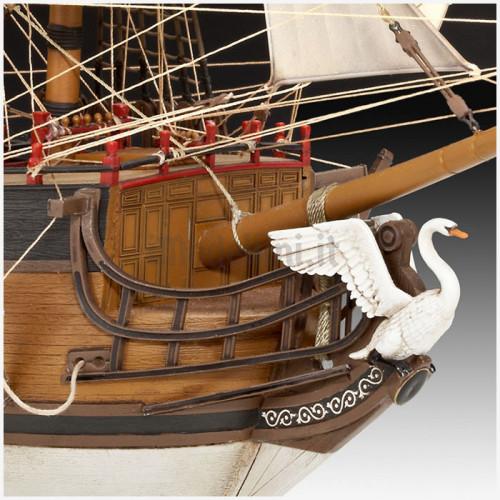 Nave dei Pirati 1:72