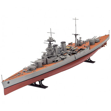 Incrociatore HMS Hood 100th Anniversary Set 1:720