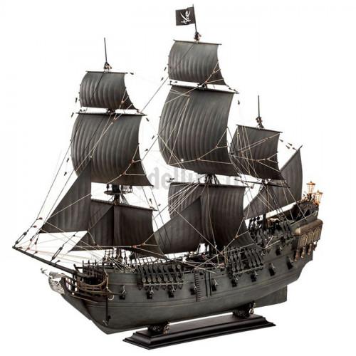 La Perla Nera dei Pirati dei Caraibi 1:72