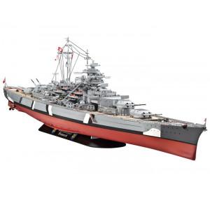 Nave Corazzata Bismarck 1:350