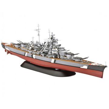 Nave Corazzata Bismarck 1:700