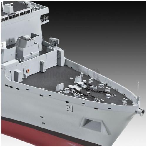 Nave da Trasporto Anfibio USS New York LPD-21 1:350