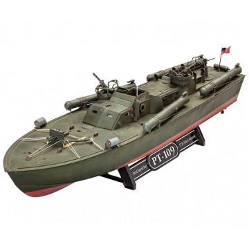 Motosilurante Patrol Torpedo Boat PT109 1:72