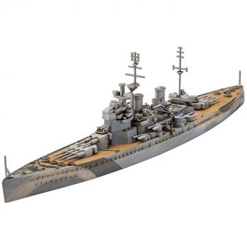 Nave Corazzata HMS King George V 1:1200