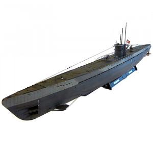 Sottomarino Tedesco U-Boot Type IX C U67 e U154 1:72