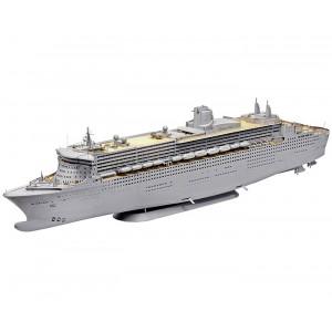 Transatlantico Queen Mary 2 Platinum Edition 1:400