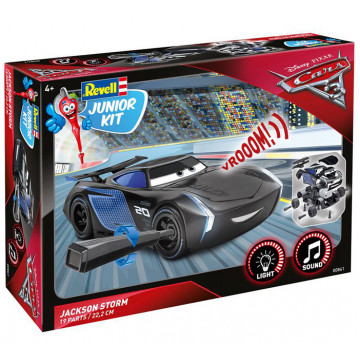 Junior Kit Cars 3 Jackson Storm Light & Sound 1:20