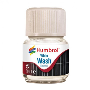Enamel Wash White 28ml