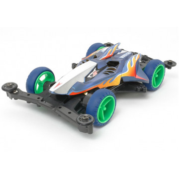 Mini 4WD Laser Gill Special con Telaio Super XX