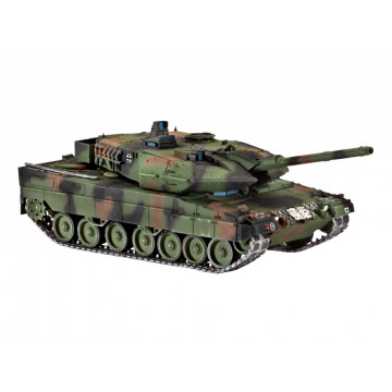 Carro Armato Leopard 2A6 / A6M 1:72