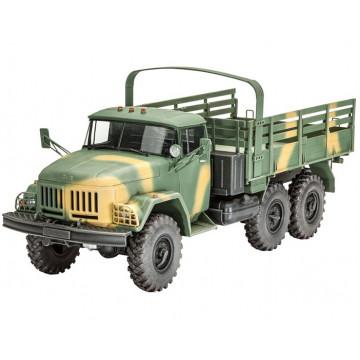 Camion Militare Sovietico 6x6 ZiL-131 1:35