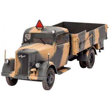 Camion Militare Tedesco Type 2,5-32 1:35