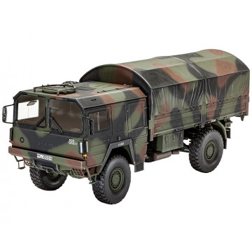 Camion Militare 4x4 LKW 5t. mil gl 1:35
