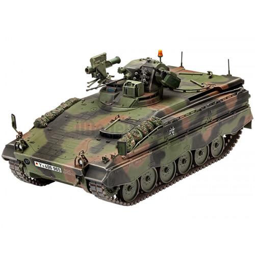 Veicolo militare da fanteria SPz Marder 1A3 1:35