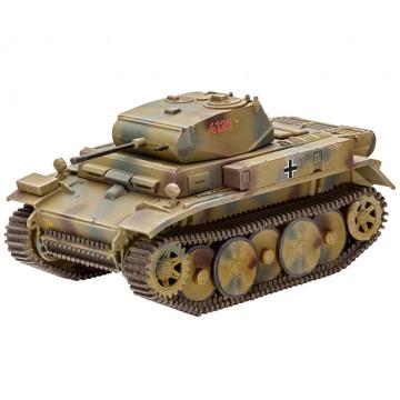 Carro Armato PzKpfw II Ausf. L Luchs 1:72