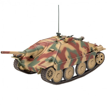 Cacciacarri Tedesco Jagdpanzer 38 (t) Hetzer 1:35