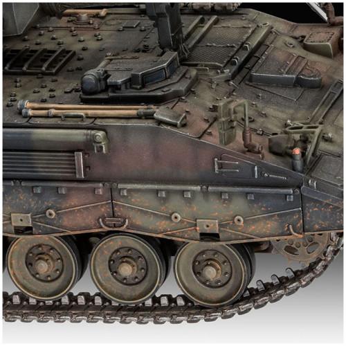 Obice Semovente Panzerhaubitze 2000 1:35