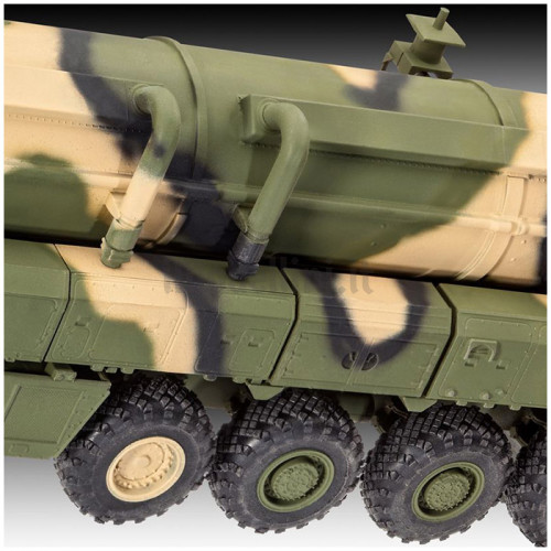 Camion Lancia Missile Topol SS-25 Sickle 1:72