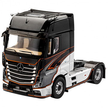 Motrice Camion Mercedes-Benz Actros MP4 1:24
