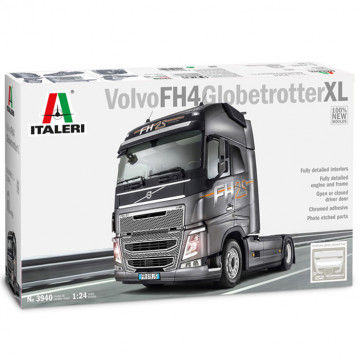 Motrice Camion Volvo FH16 Globetrotter XL 2014 1:24