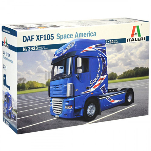 Motrice Camion DAF XF-105 Space America 1:24