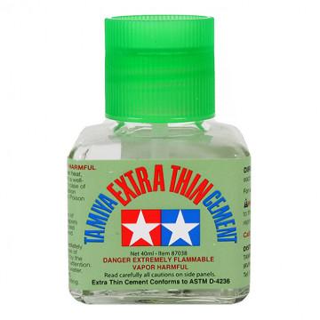 Colla Liquida Tamiya Extra Thin Cement