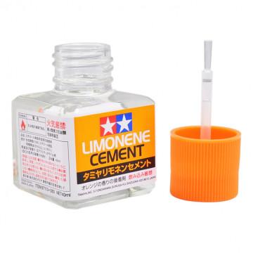 Colla per Plastica Tamiya Limonene Cement da 40ml