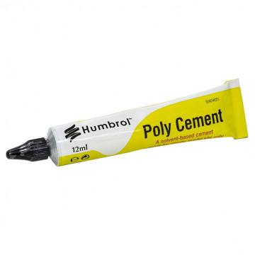 Colla Poly Cement Medium in Tubetto da 12ml