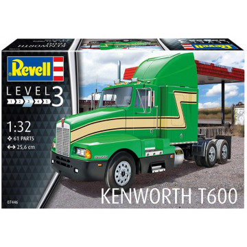 Model Set Motrice Camion Kenworth T600 1:32