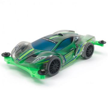 Mini 4WD Festa Jaune L Green Special con Telaio MS