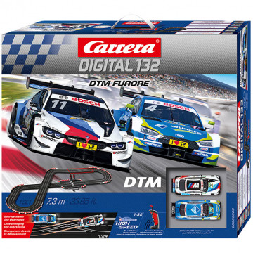 Pista Elettrica Digitale Wireless+ DTM Furore