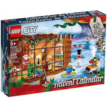 City - Calendario dell'Avvento