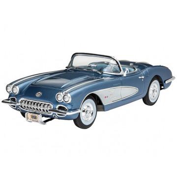Corvette Roadster '58 1:25