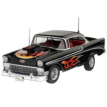 Chevy Customs '56 1:24