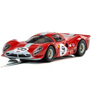 Ferrari 412P Brands Hatch 1967 n.9