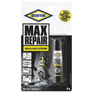 Adesivo Bostik Max Repair da 8 grammi in Blister