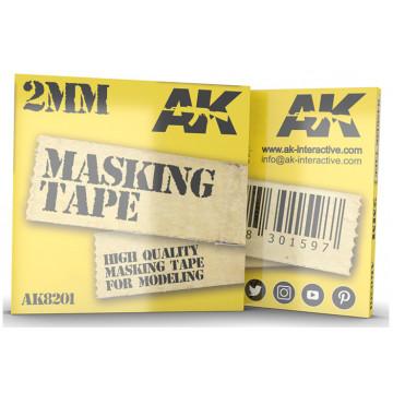 Nastro Masking Tape 2mm