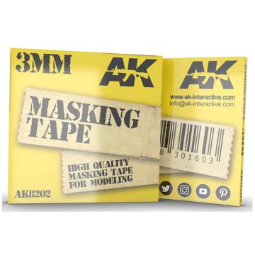 Nastro Masking Tape 3mm