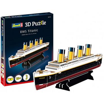 Mini Puzzle 3D Transatlantico Titanic