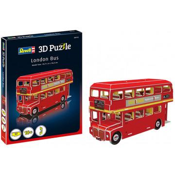 Puzzle 3D Autobus di Londra