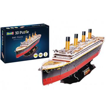 Puzzle 3D Transatlantico Titanic