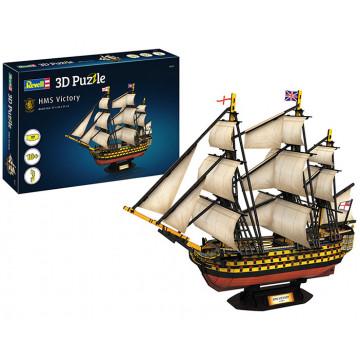 Puzzle 3D Vascello HMS Victory