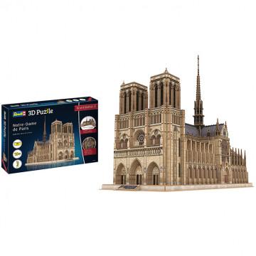 Puzzle 3D Notre Dame di Parigi