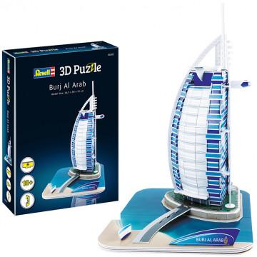 Puzzle 3D Hotel Burj Al Arab