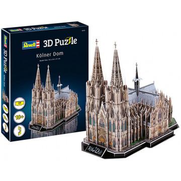 Puzzle 3D Cattedrale di Colonia