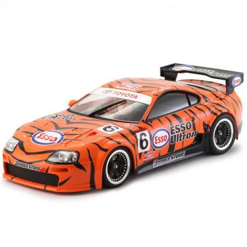 Toyota Supra GT Esso Tiger Le Mans Team n.6