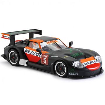 Marcos LM600 GT2 Repsol Xbox n.5