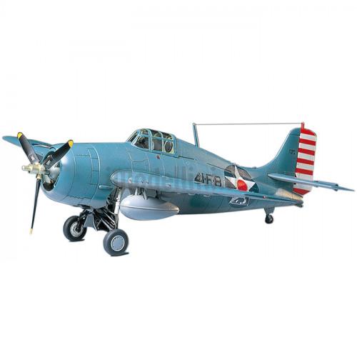 Grumman F4F-4 Wildcat 1:48