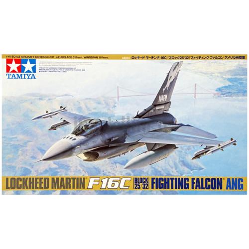 Lockheed Martin F-16C Block 25/32 1:48