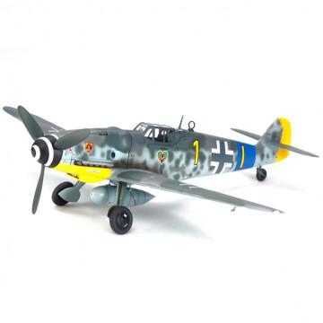 Messerschmitt BF109 G-6 1:48